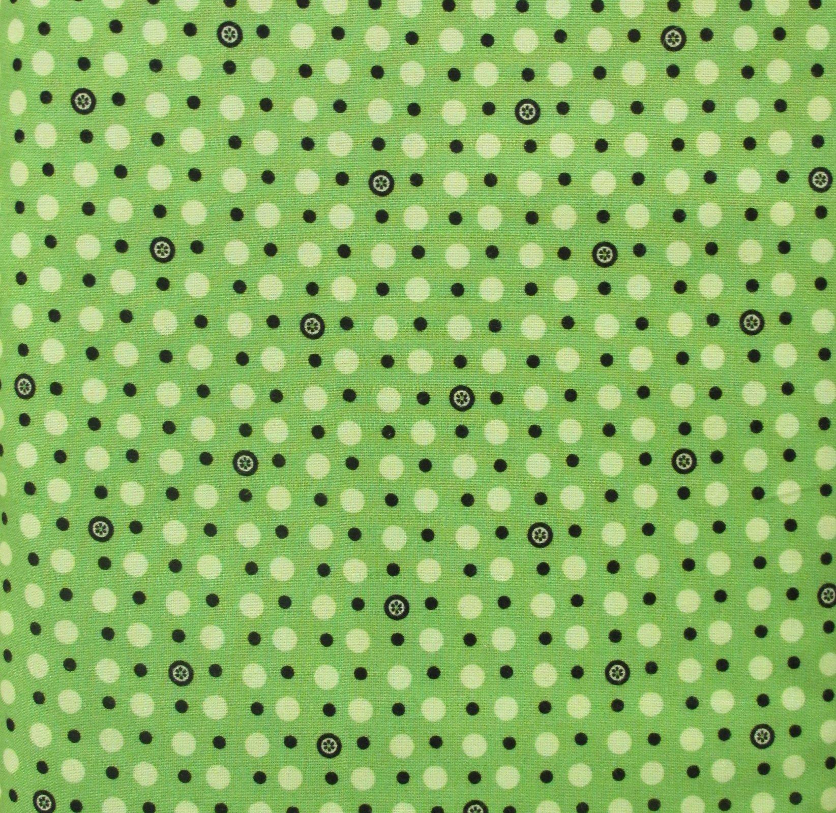 Knit Happy Green