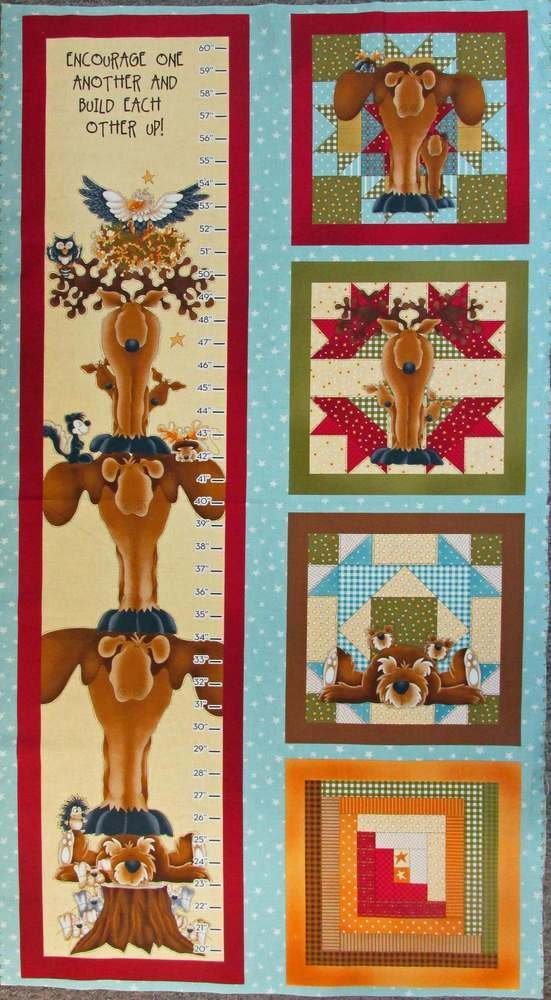 Moose Growth Chart Panel