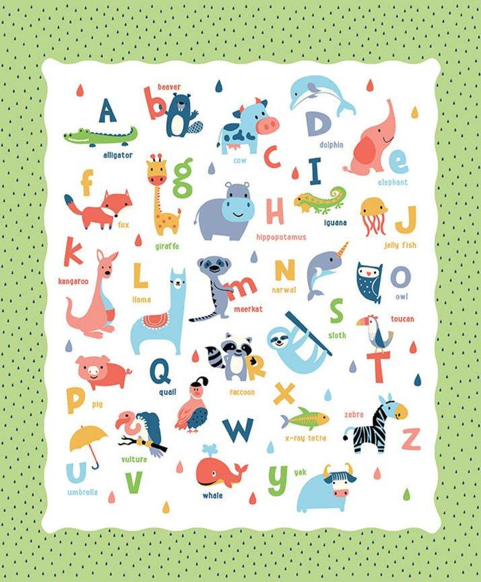 006 - Baby Alphabet