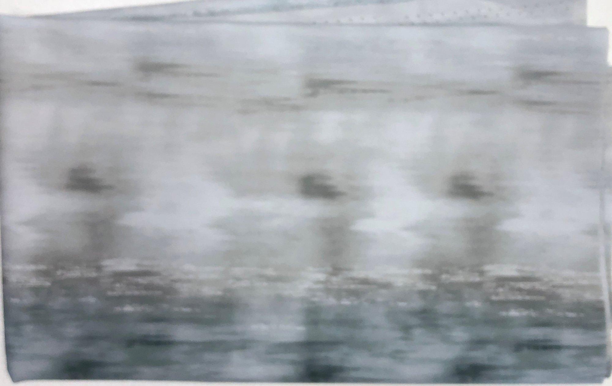 Foggy Waters - Pre-cut 1/2 meter 20x42 - PC005