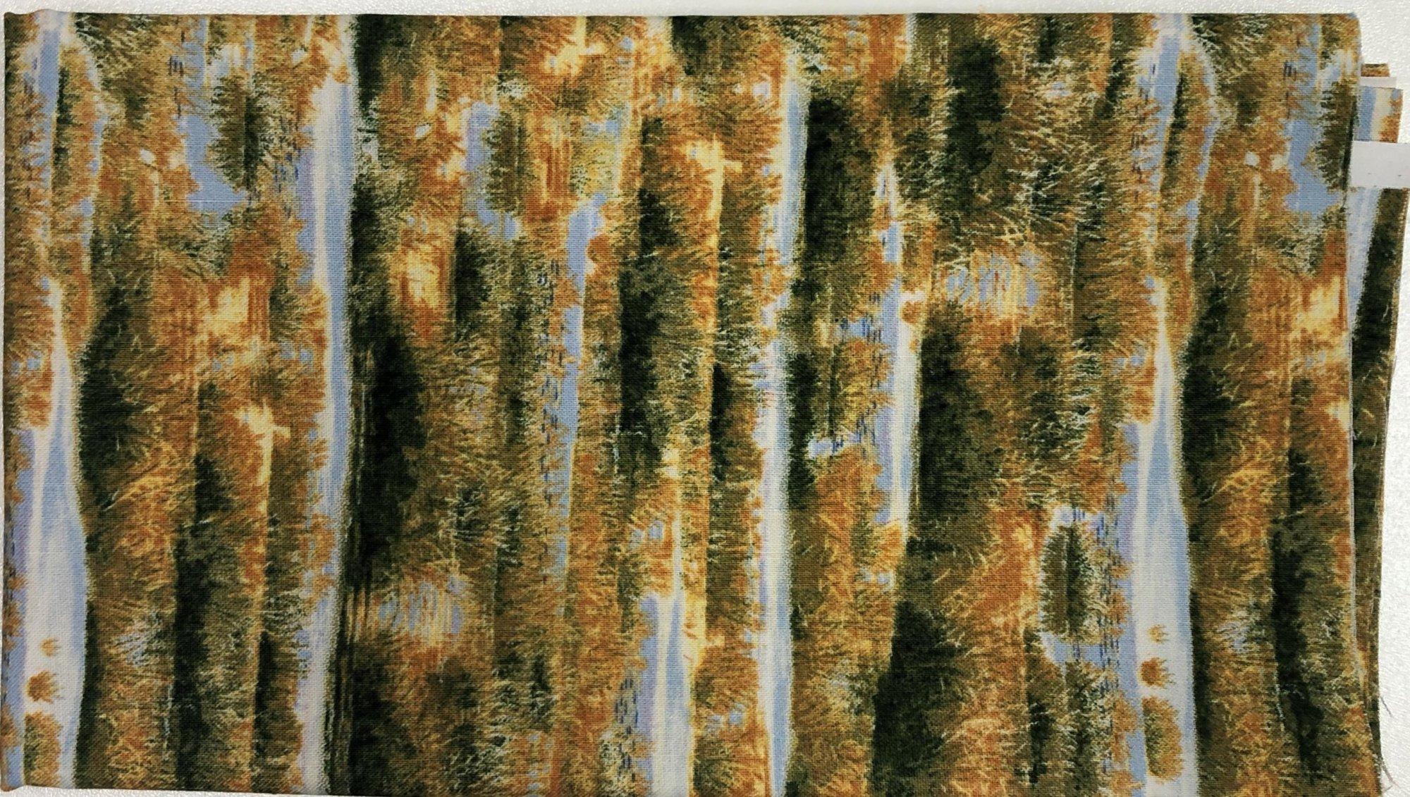 Winter Field - Pre-cut 1/2 meter 20x42 - PC019