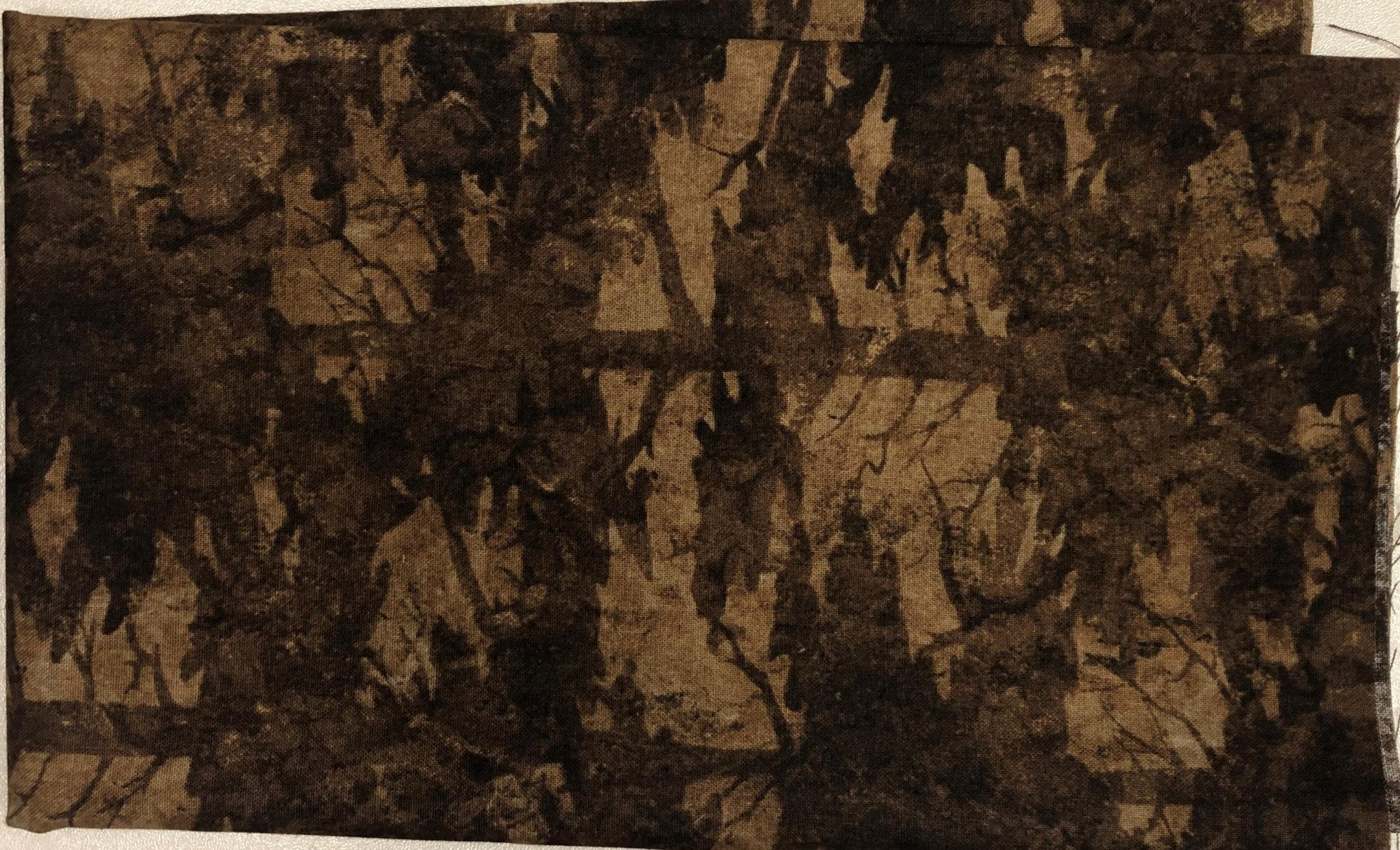 Shadowy Forest - Pre-cut 1/2 meter 20x42 - PC022