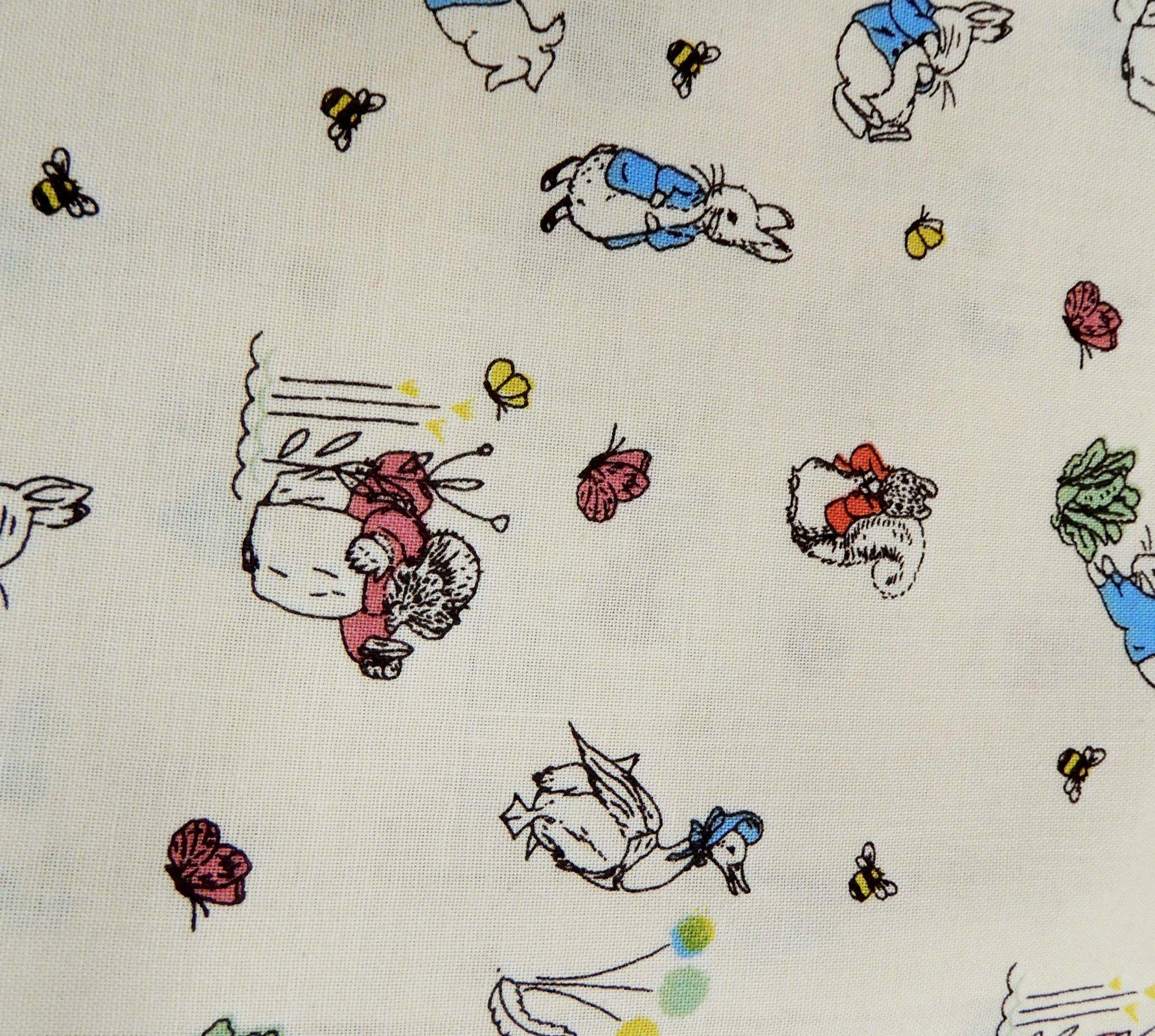 Peter Rabbit Fabric - Ditsy