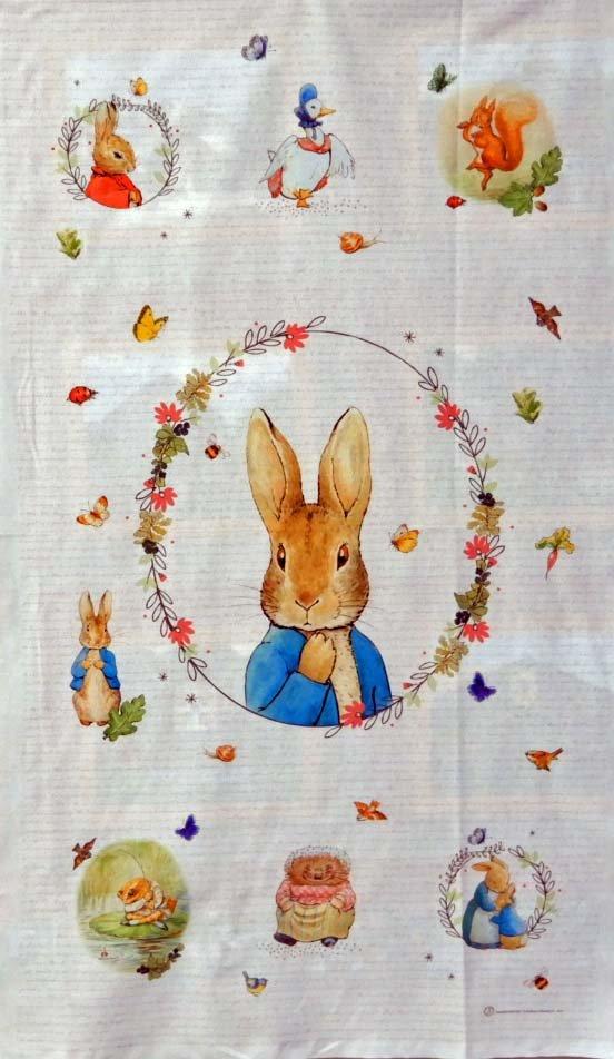 Peter Rabbit - Panel