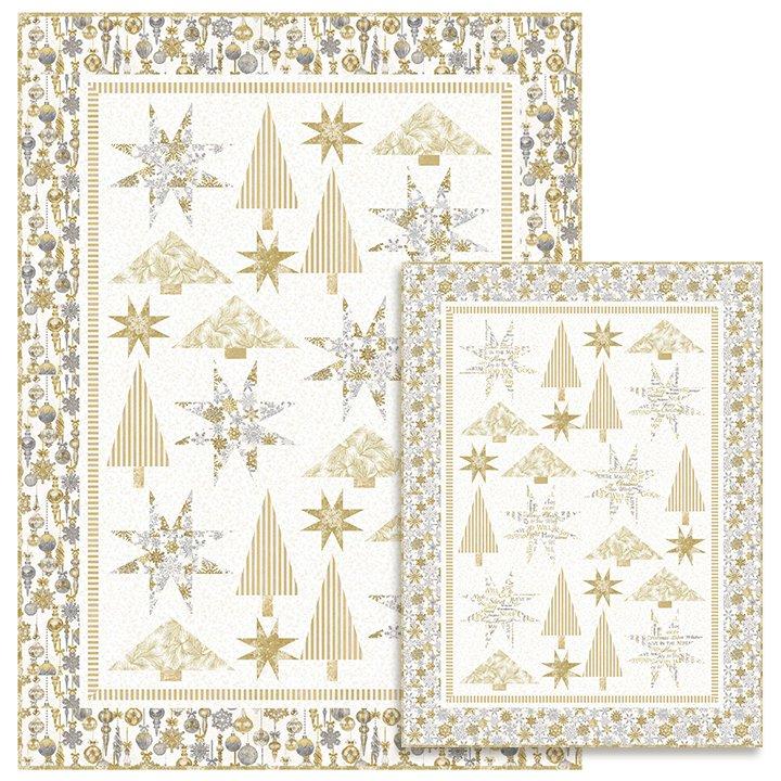 White Christmas - Stonehenge - Pattern - PTN2788