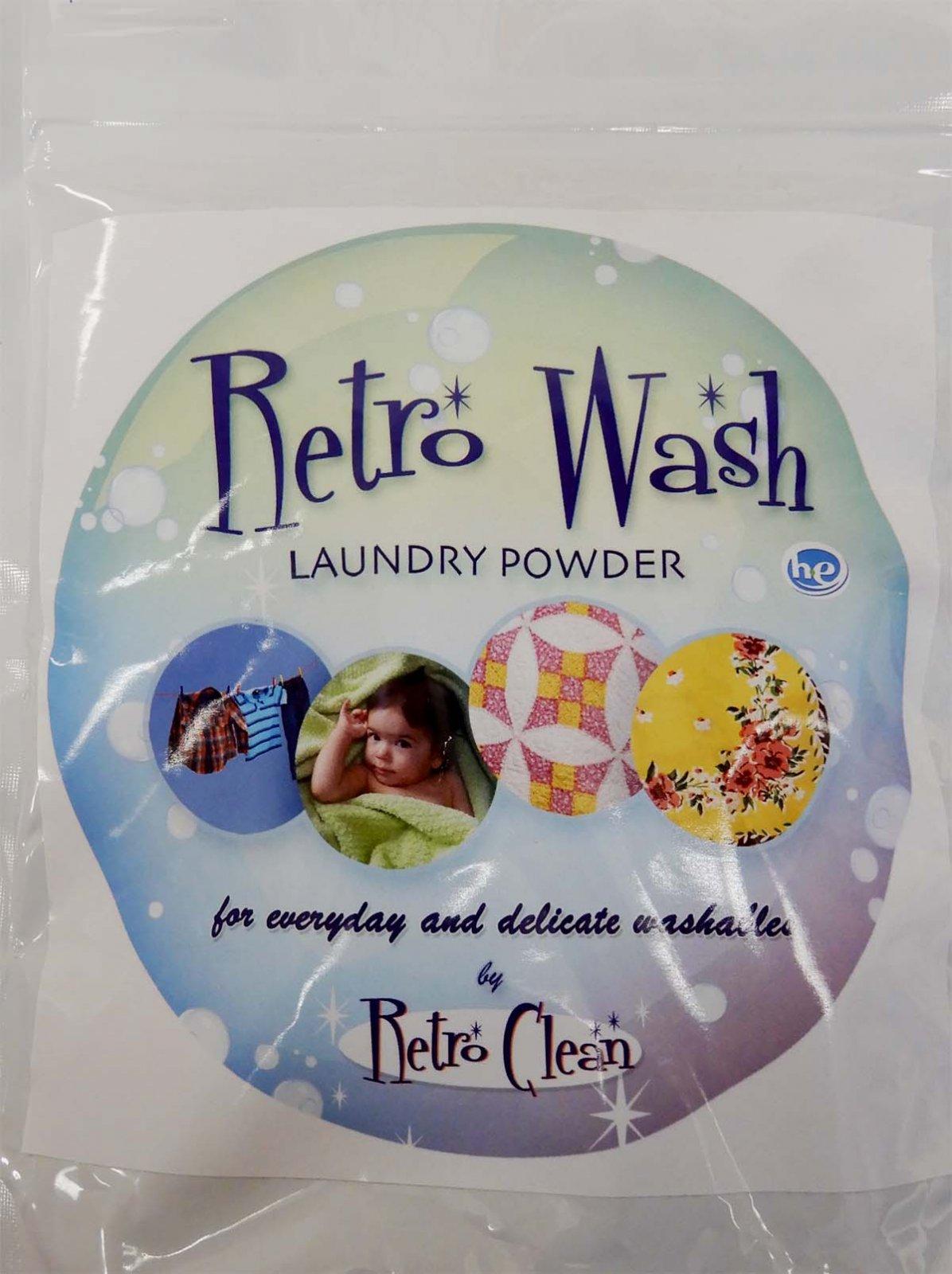 Retro Wash