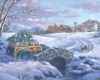 018 - Blue Christmas Farm