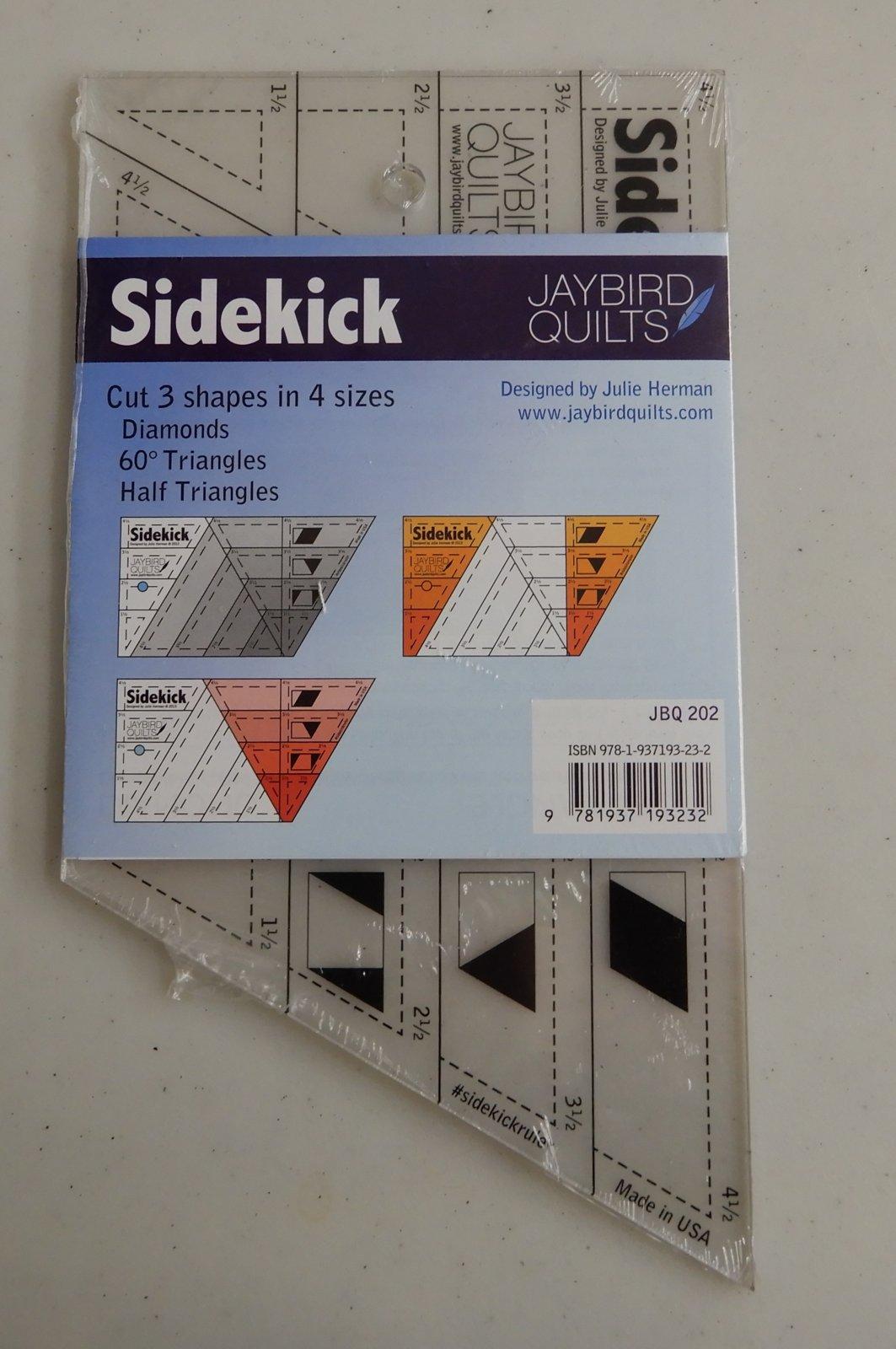 Sidekick Ruler from Jaybird Quilts