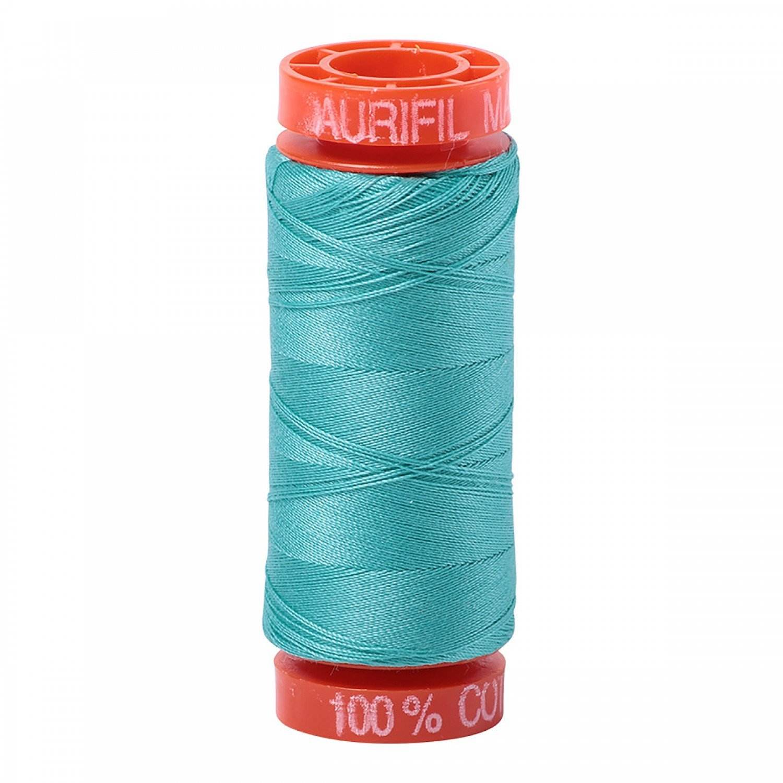 Aurifil 50 WT Cotton (Light Jade) 220 yd