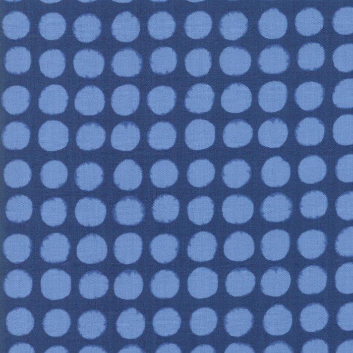 Breeze Big Dots Indigo