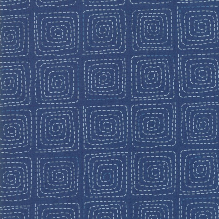 Breeze Stitched Indigo