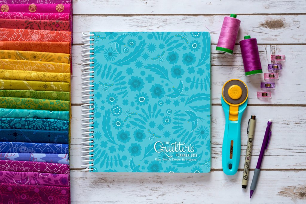Pre-Order 2019 Quilter�s Planner