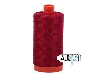 Aurifil 50wt #2260 Red Wine