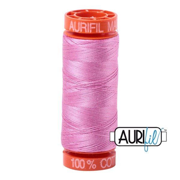 Aurifil 50 WT Cotton (Medium Orchid) 220 yd