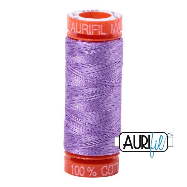 Aurifil 50 WT Cotton (Violet) 220 yd
