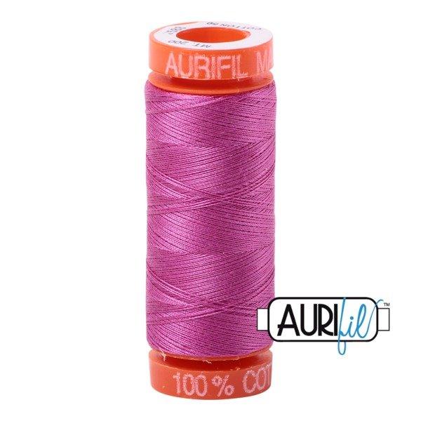 Aurifil 50 WT Cotton (Light Magenta) 220 yd