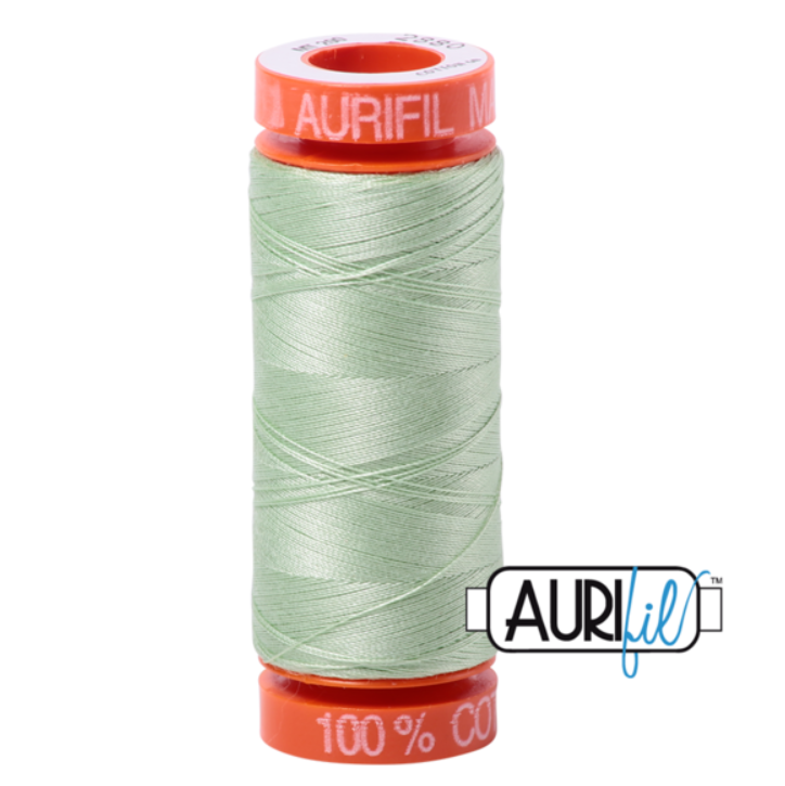 Aurifil 50 WT Cotton (Pale Green) 220 yd