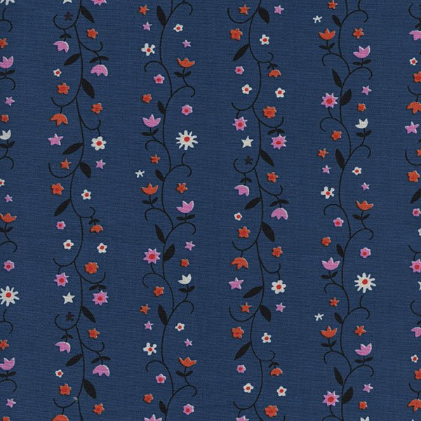 Daisy Vines in Denim-Skinny Bolt