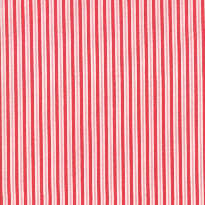 Sweet Christmas Stripe in Peppermint