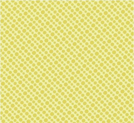 Uppercase Vol.3 Halftone in Mustard