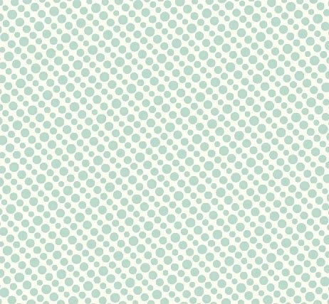 Uppercase Vol.3 Halftone in Aqua