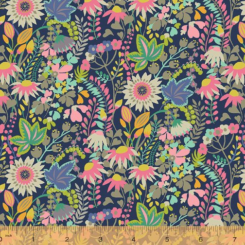 Flower Bed in Multi