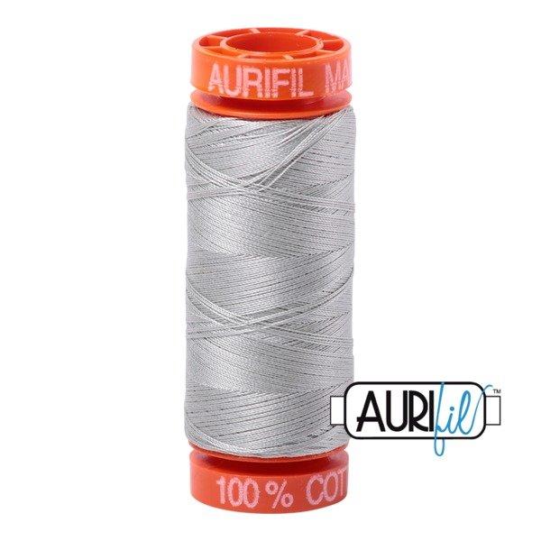 Aurifil 50 WT Cotton (Fog) 220 yd