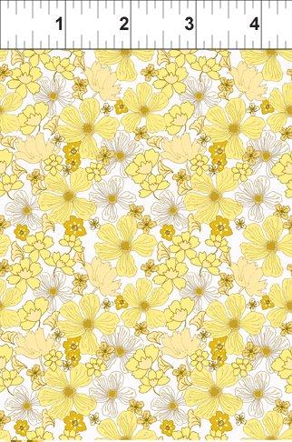 Poppy in Yellow