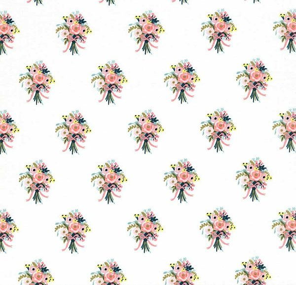 Bouquets in Cream