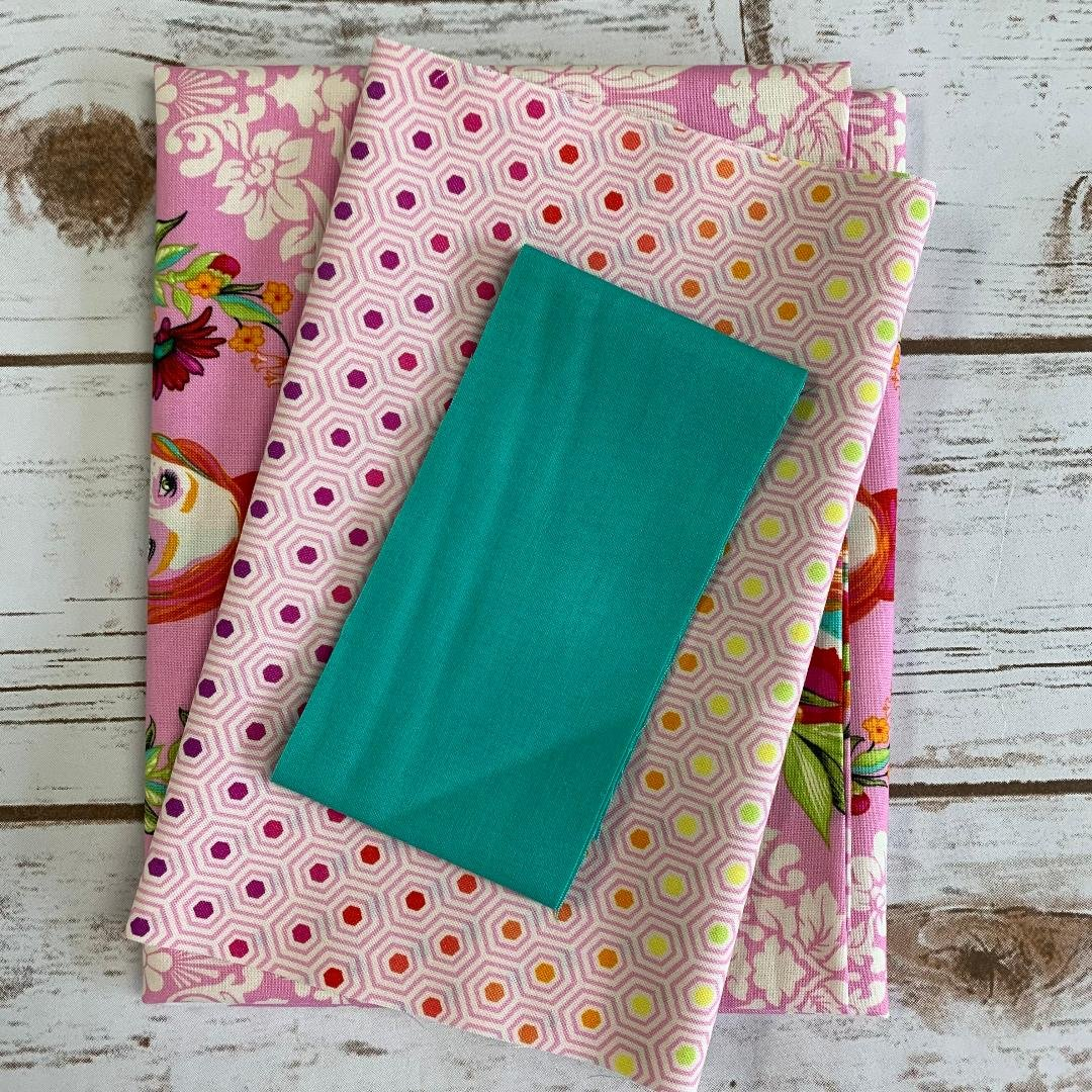 Alice Pillowcase Bundle in Pink