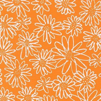 Scruffy Daisy in Goldfish