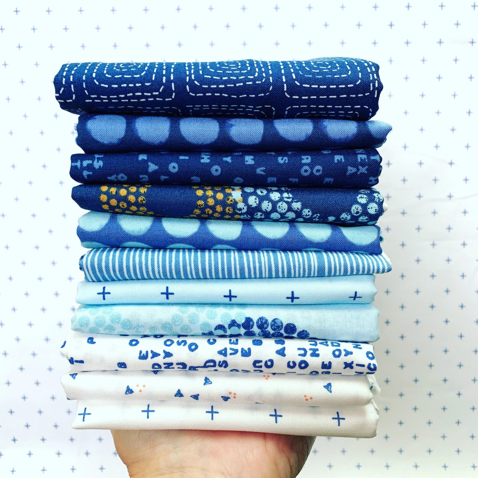 Breeze by Zen Chic - Fat Quarter Bundles (11)