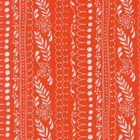 Sweet Daisy Lane in Coral