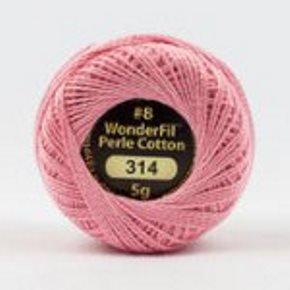 Eleganza Pearl Cotton #8 in Blushing Apricot