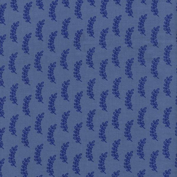 Leaflet in Blue