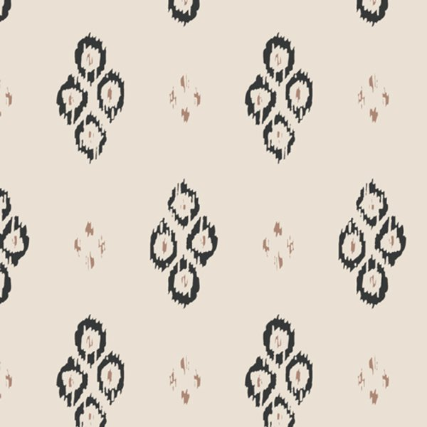 Kismet - Ikat Diamond in Posh