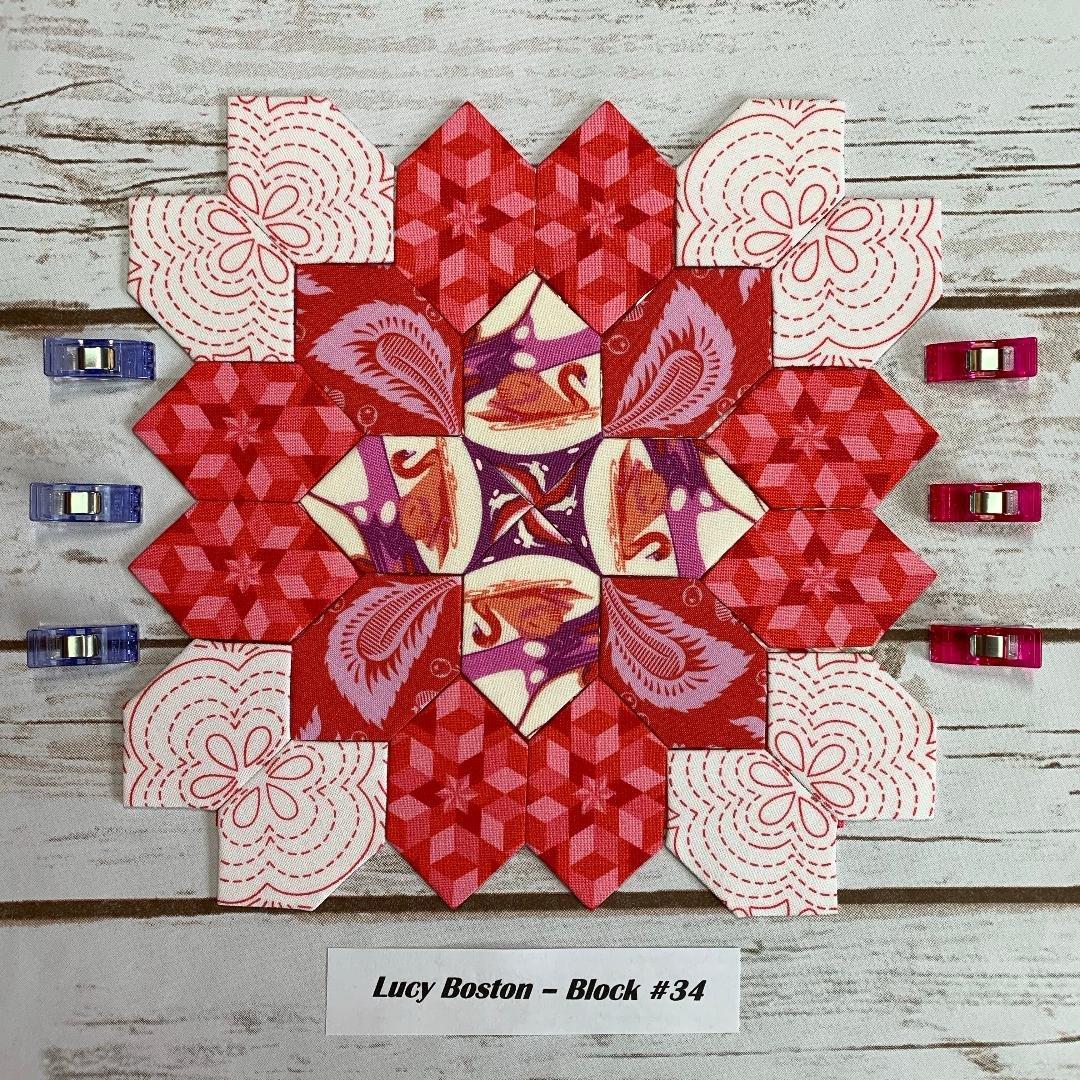 Lucy Boston Kit #34