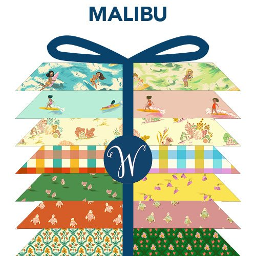 Malibu Fat Quarter Bundle (24pc)