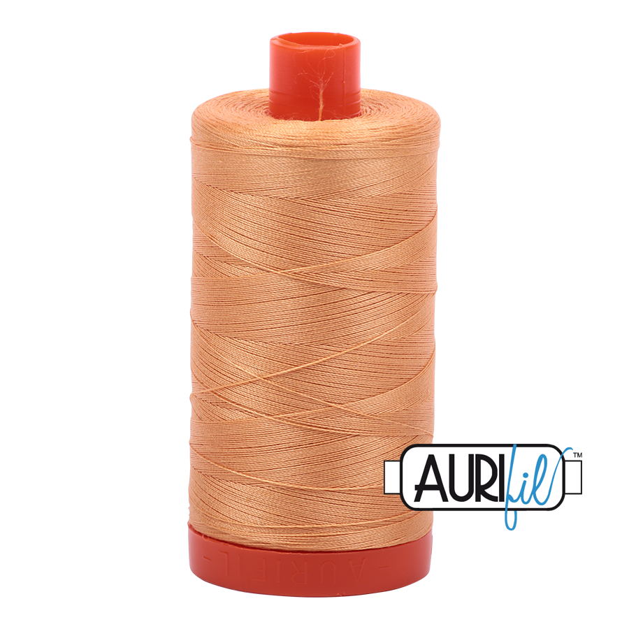 Aurifil 40wt #2214 Golden Honey