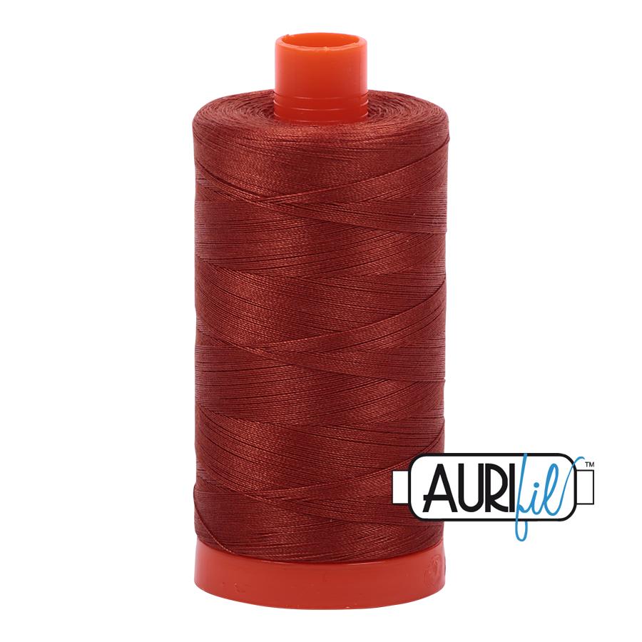 Aurifil 50wt #2350 Copper