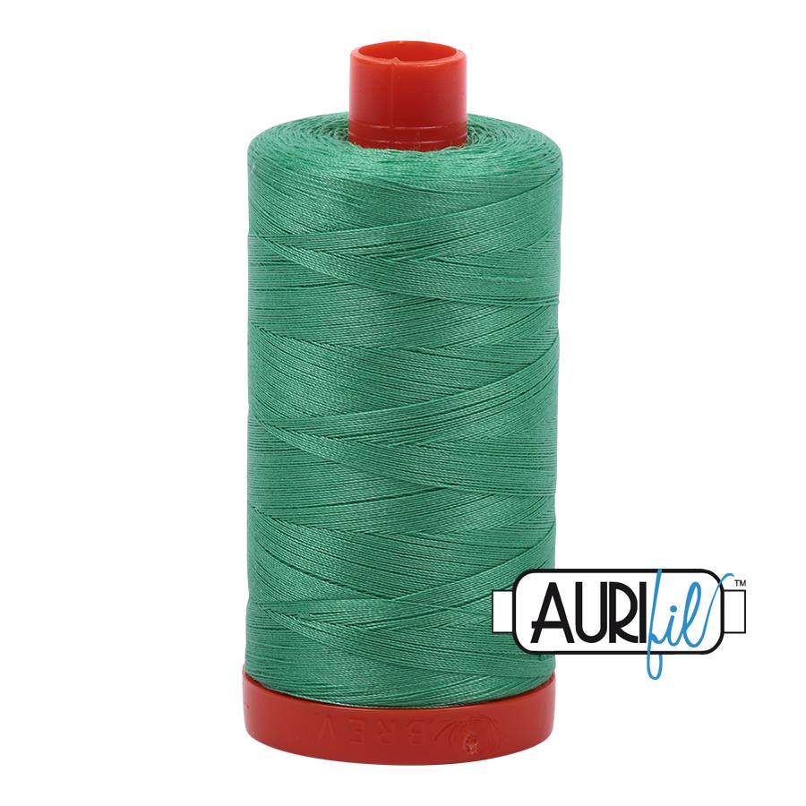 Aurifil 50wt #2860 Light Emerald