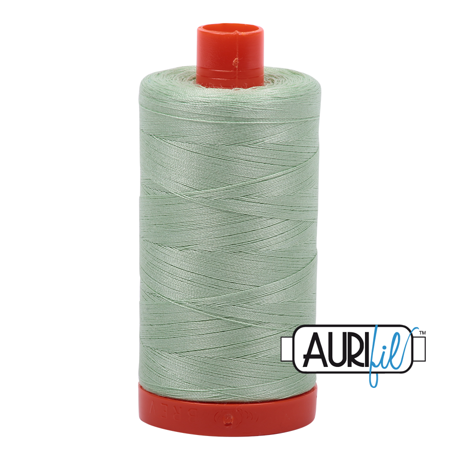 Aurifil 50wt #2880 Pale Green