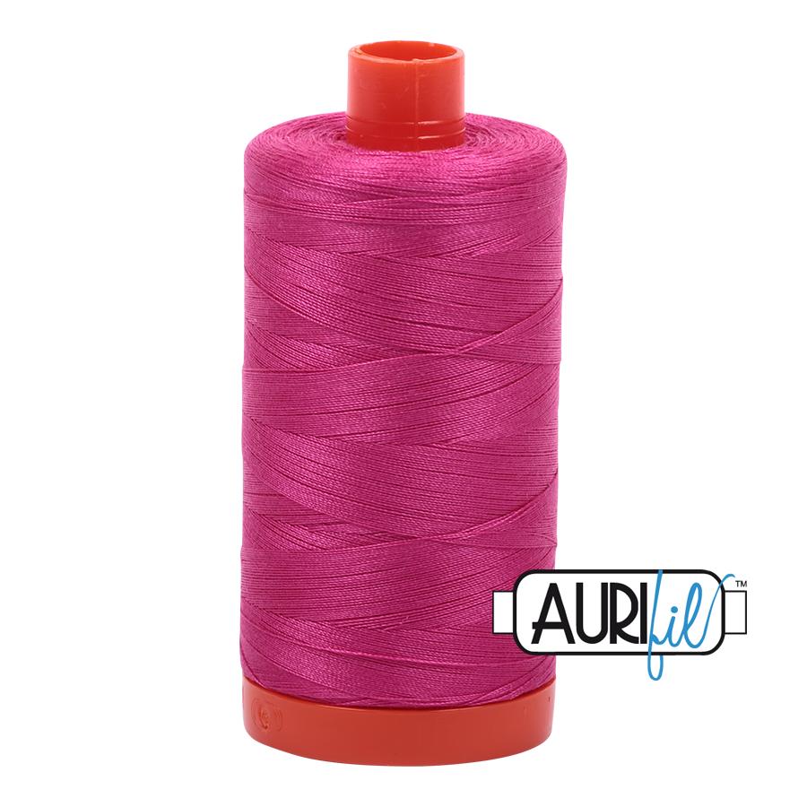 Aurifil 50wt #4020 Fuchsia