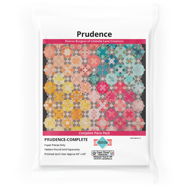 Prudence Complete Paper Piece Pack