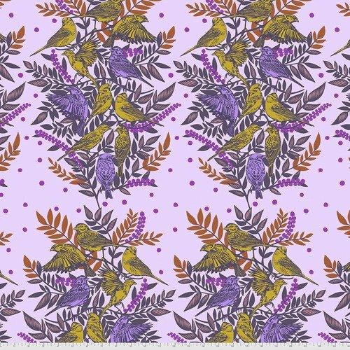 Visitation in Lilac