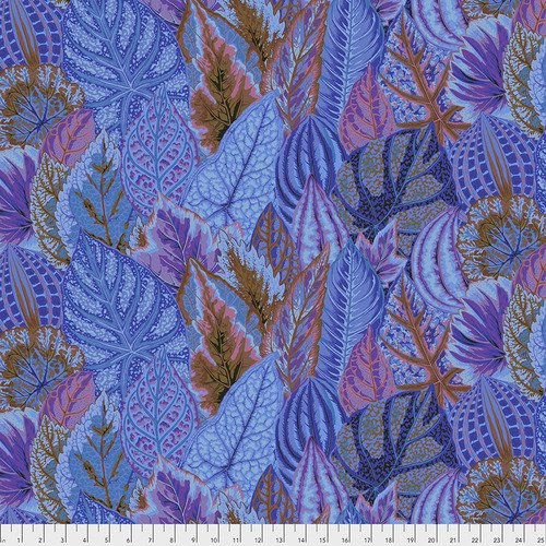 Kaffe Fassett Collective-Coleus-Blue