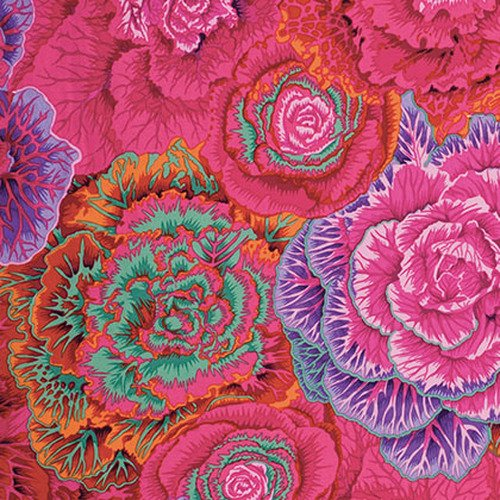 Kaffe Fassett Collective-Brassica-Red