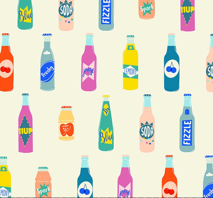 Pop in Cream Soda
