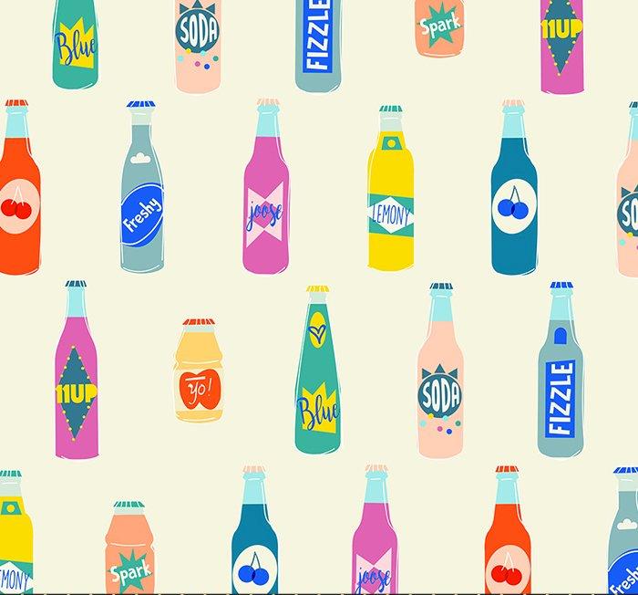 Pop in Cream Soda