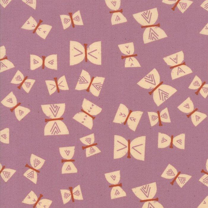 Alma Butterflies in Lilac